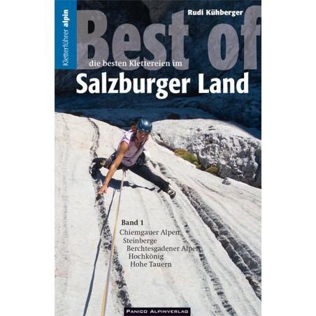 Kletterführer Salzburger Land Band 1