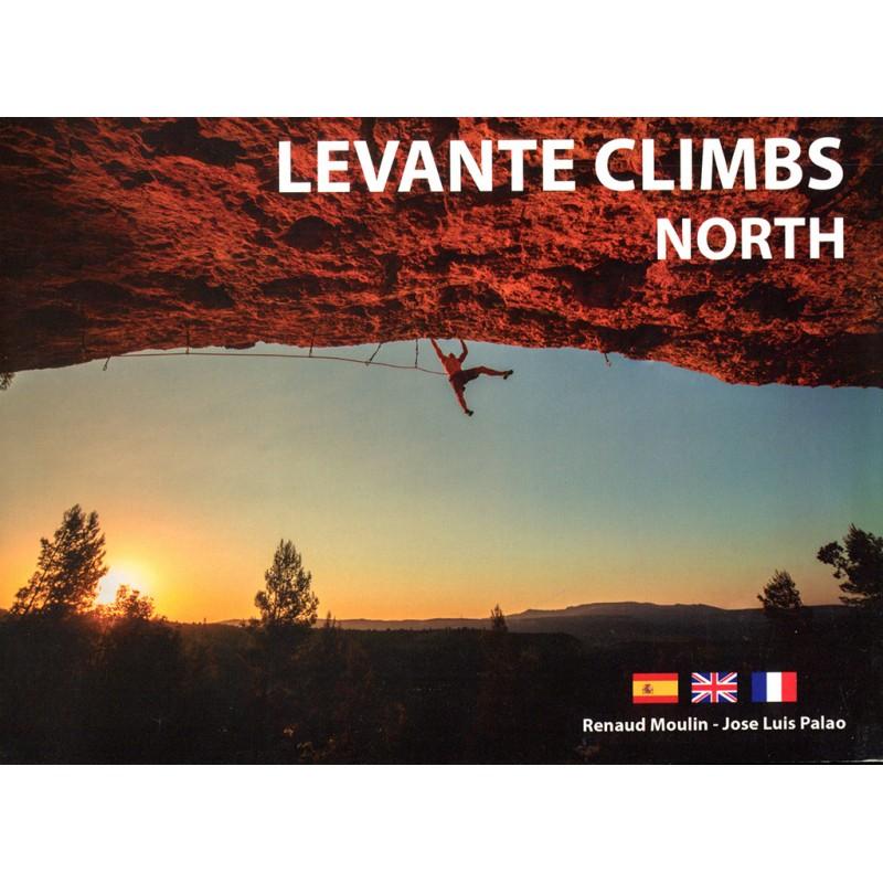 Kletterführer Levante Climbs North