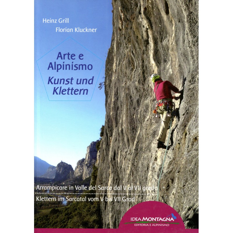 Kletterführer Sarcatal