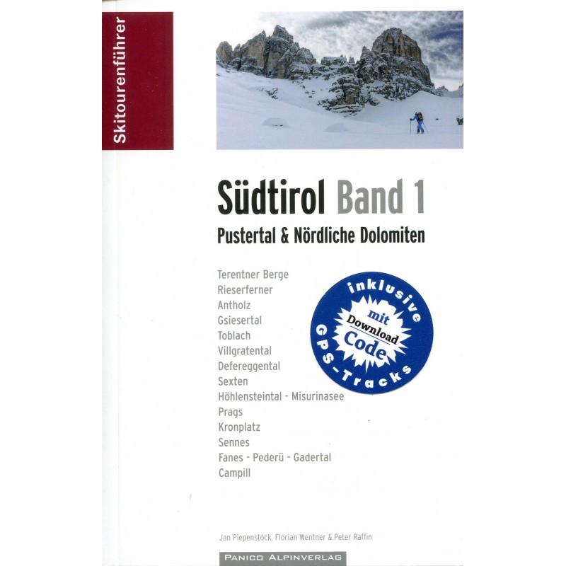 Skitourenführer Südtirol Band 1
