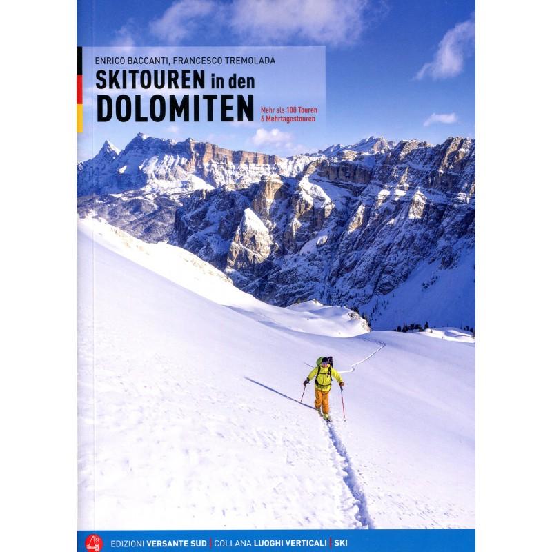 Skitourenführer Dolomiten
