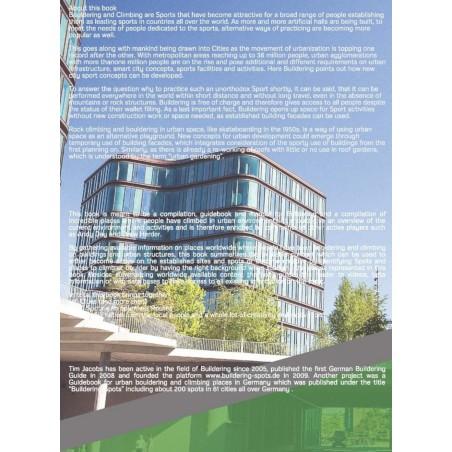 """Boulder- und Kletterführer """"Buildering-Spots International"""""""