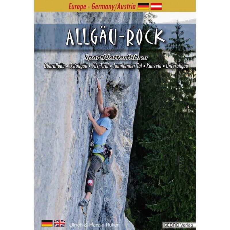 Kletterführer Allgäu-Rock
