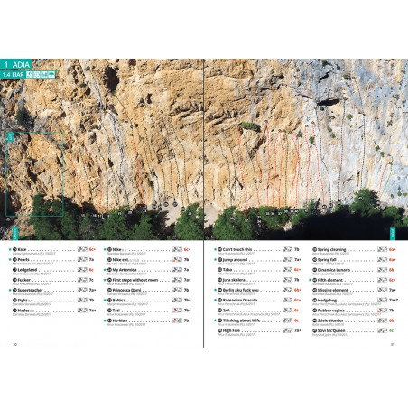 Karpathos Rock Climbing Guidebook