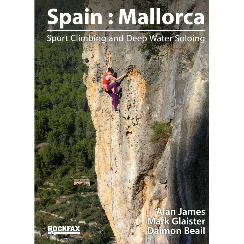 Kletterführer Spain: Mallorca