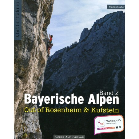 Kletterführer Bayerische Alpen Bd. 2