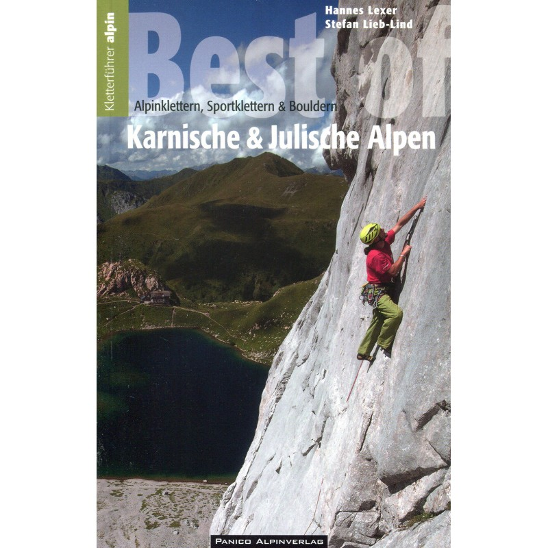 "Kletterführer ""Best of Karnische & Julische Alpen"""