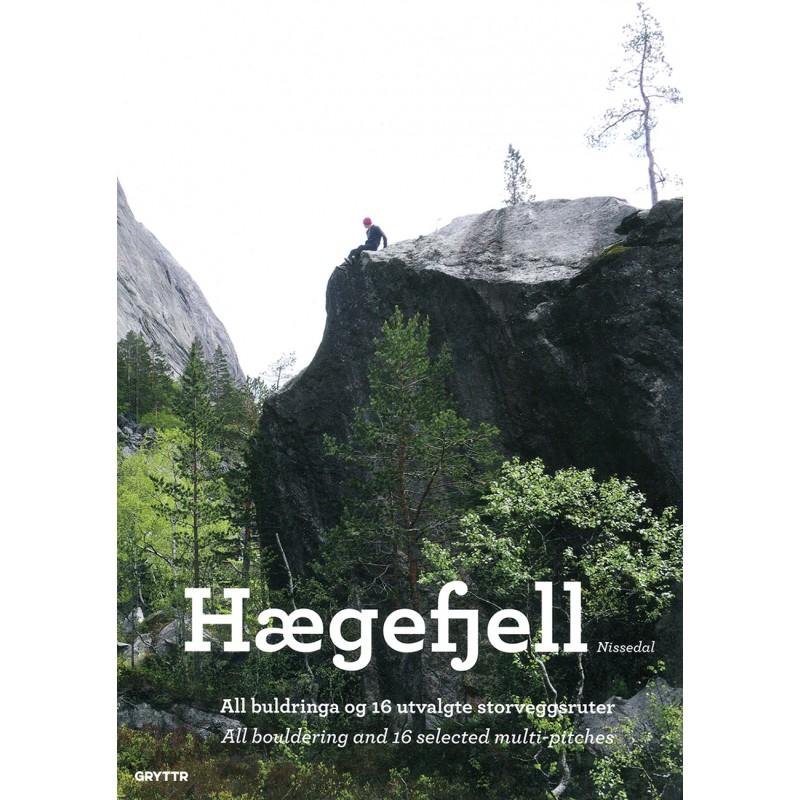 Boulder- und Kletterführer Nissedal Hægefjell