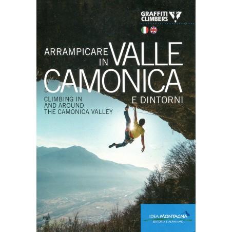 Kletterführer Arrampicare in Valle Camonica