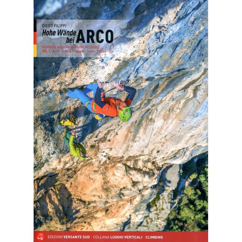 Kletterführer Hohe Wände bei Arco