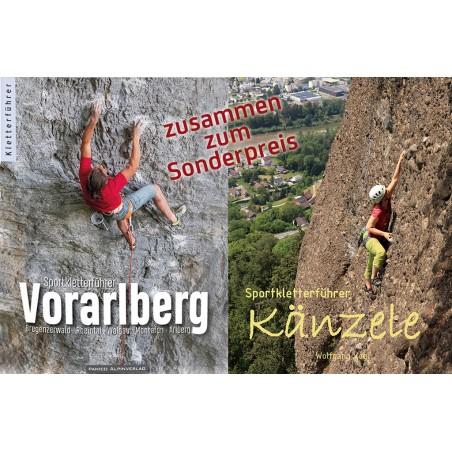 Kletterführer Vorarlberg und Känzele