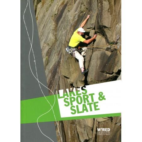 Kletterführer Lakes Sport  & Slate