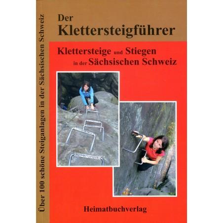 Klettersteigführer Sächsische Schweiz