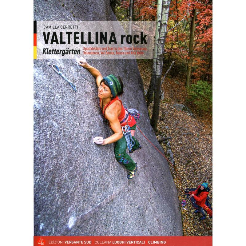 Kletterführer Valtellina rock