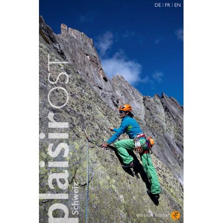 Kletterführer Schweiz Plaisir Ost
