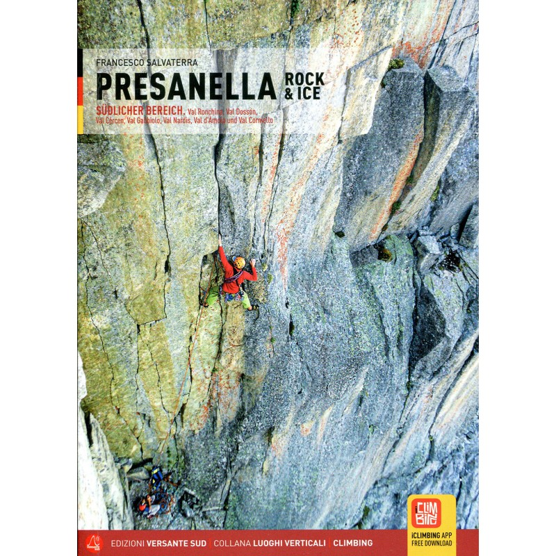 Kletterführer Presanella Rock & Ice