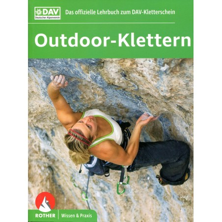 Lehrbuch Outdoor-Klettern