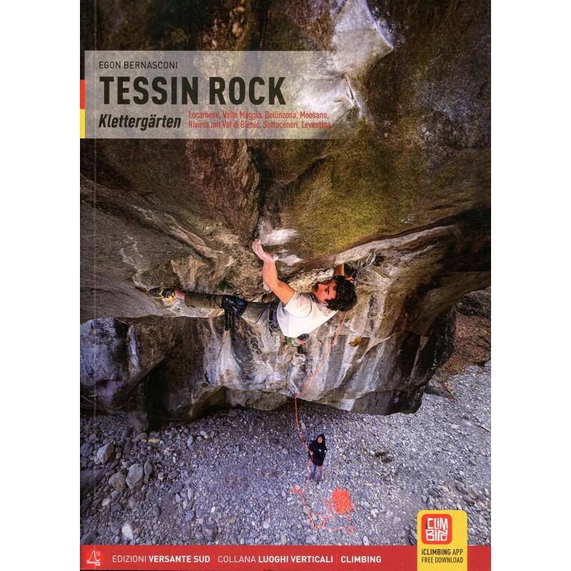 Kletterführer Tessin Rock
