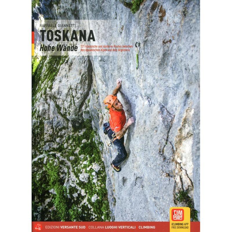 Kletterführer Toskana Hohe Wände