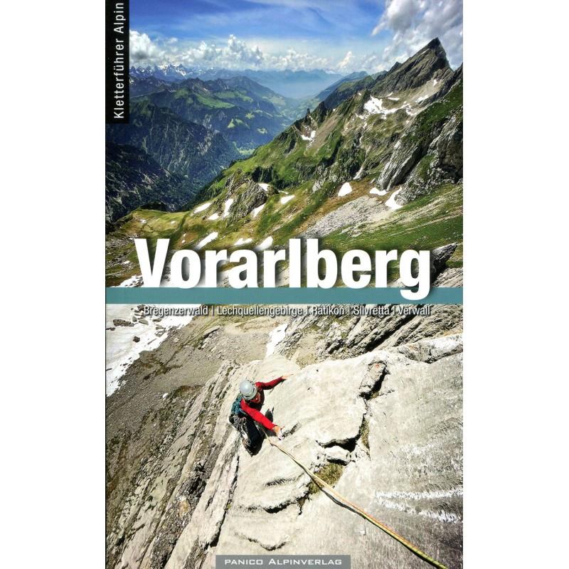 Alpinkletterführer Vorarlberg