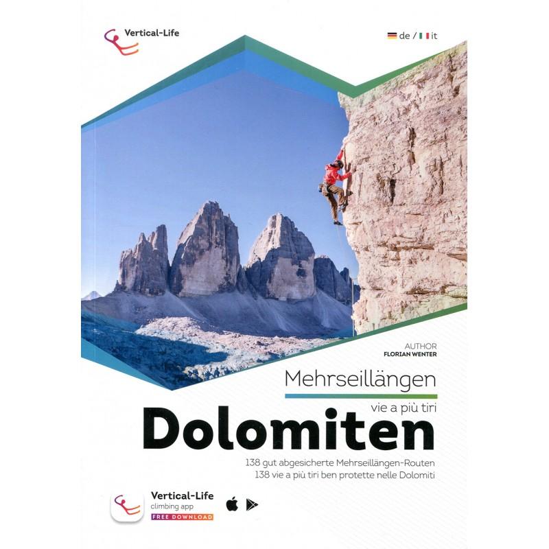 Kletterführer Mehrseillängen Dolomiten