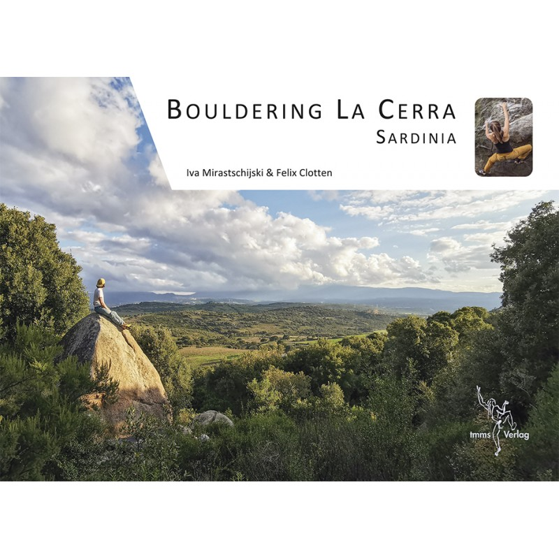 Bouldering La Cerra Sardinia