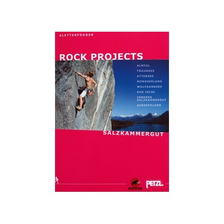 Kletterführer Rock Projects Salzkammergut