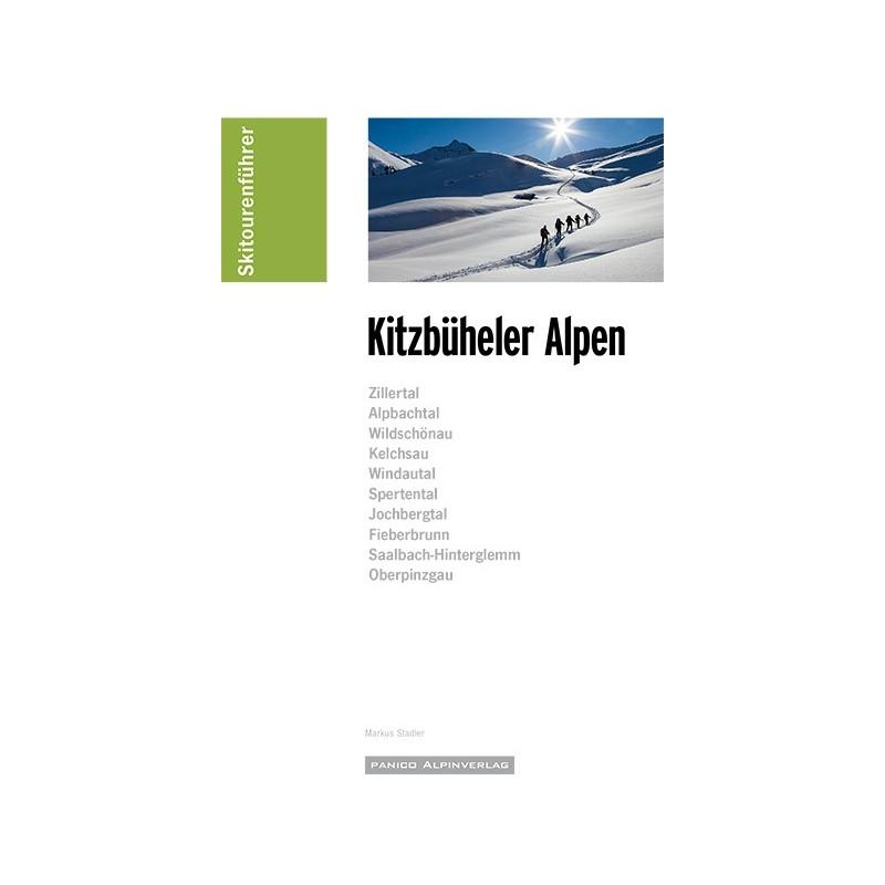 Skitourenführer Kitzbüheler Alpen