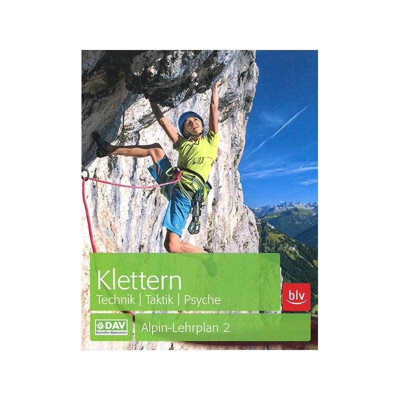 Alpin-Lehrplan Klettern